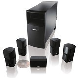 BOSE Acoustimass AM10 Series IV [AMPRA0023] - Black - Home Theater System